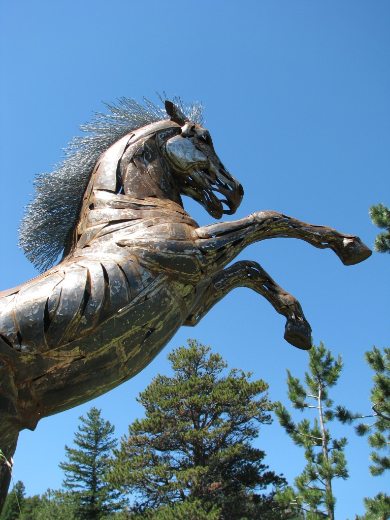 Horse_Sculpture_Steel